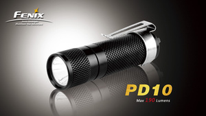PD10 Titan Black
