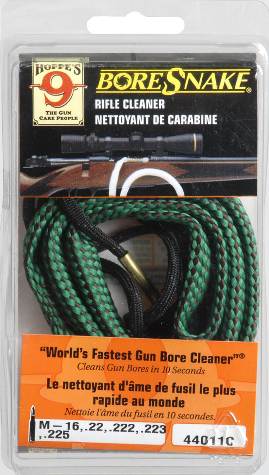 Bore Snake Rifle Cleaning Kit