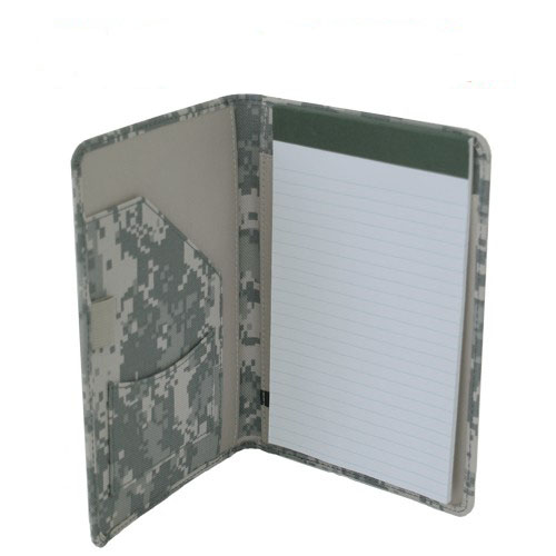 Deluxe Zippered Padfolio ACU One Size