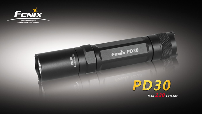 PD30 Q5 (discontinued) Black
