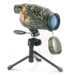Sentry Compact Spotting Scopes Camouflage 12-36x50mm