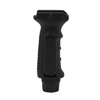 Deluxe Ergonomic Foregrip Black One Size