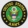US Army Decal 4""
