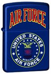 Navy Matte US Air Force Blue One Size
