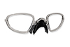 Nerve Goggle Neutral RX Insert Grey One Size