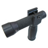 "Tact Light Foregrip for 1""Light Black 1"""