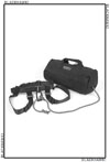 Rope Deployment Carry Bag Black One Size