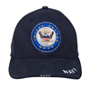 Insignia Caps-Navy Logo One Size