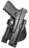 Rot Pad Holst Glock 19, 23, 32 Black One Size